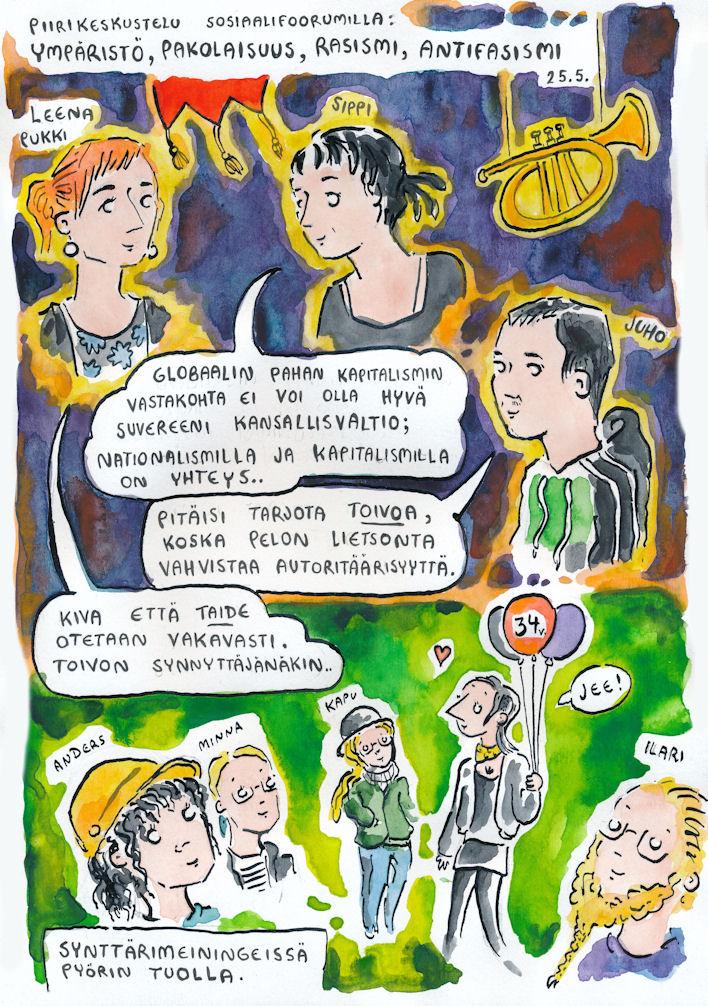 sosiaalifoorumi