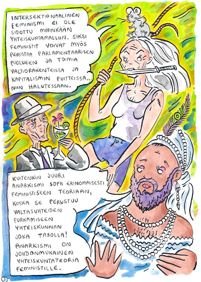 intersektionalismi