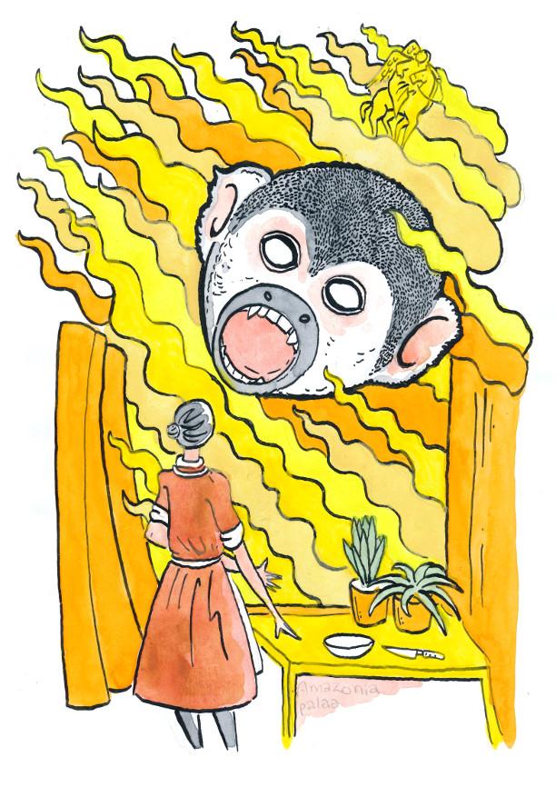 ilmastolakko amazon pieni